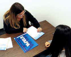 Colégio ETAPA - Apoio ao aluno