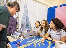 Colégio ETAPA - Exposições Culturais