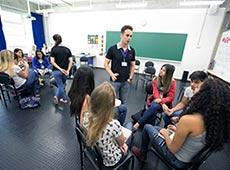 Colégio ETAPA - Painel de Profissões