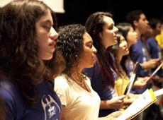 Colégio ETAPA - Grupo Vocal
