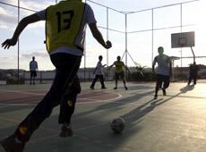 Colégio ETAPA - Street Soccer