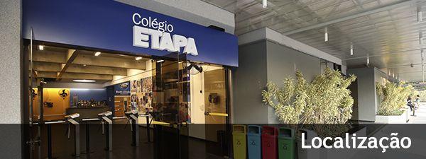 Colégio ETAPA - Mapa São Paulo