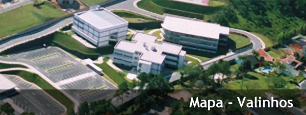Colégio ETAPA - Mapa Valinhos