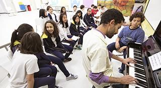Colégio ETAPA - São Paulo | Cultura e Artes