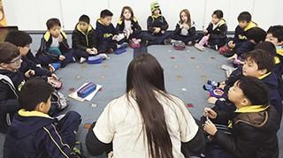 Colégio ETAPA - Sao Paulo | Linguas Estrangeiras