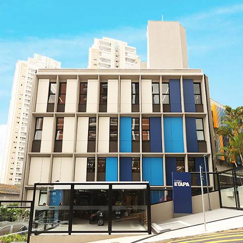 Colégio Etapa - Unidade São Paulo - Vila Mascote